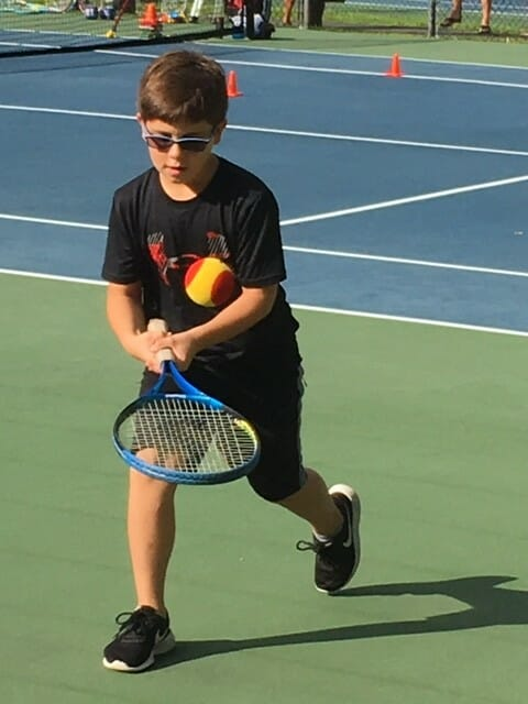 Tennis Play Day - 31 Aug 2019