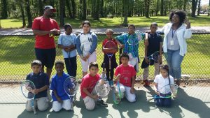About LYTA - Lowcountry Youth Tennis Association